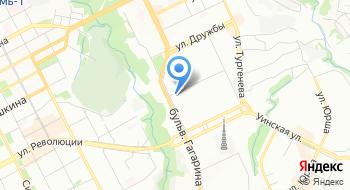 Интернет-магазин Ноутбукофф на карте