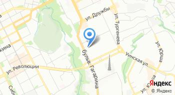 Следственный отдел по Мотовилищенскому району города Перми Cледственного управления следственного комитета Российской Федерации по Пермскому краю на карте