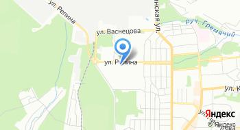 Детско-юношеский центр Фаворит на карте