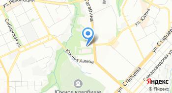 Региональный центр посуды на карте