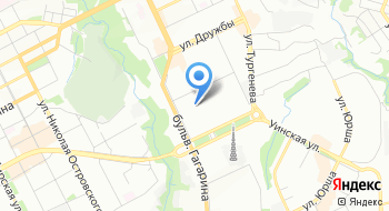 Социологическое агентство Supervisor на карте