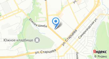 Фаркоп-багажник на карте