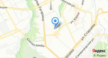 Кран-борт-Пермь на карте