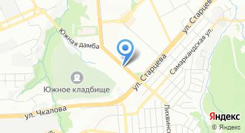 ОГИБДД УМВД России по городу Перми на карте