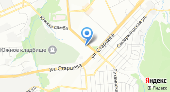 Пермское протезно-ортопедическое предприятие на карте