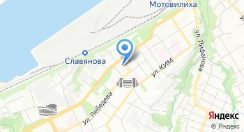 Концертный клуб Горный хрусталь на карте