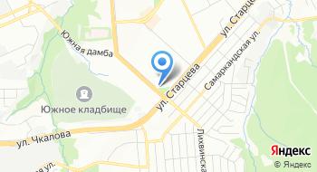 Центр Преображения на карте