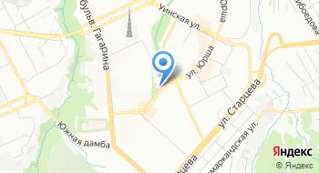 ТД Лабораторное оборудование Представительство Урал на карте