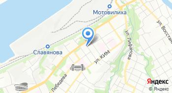 Веб-студия Орехов на карте
