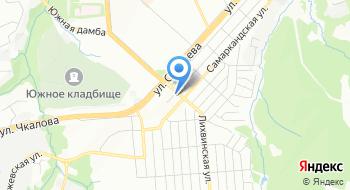 Экстрим парк Головной офис на карте
