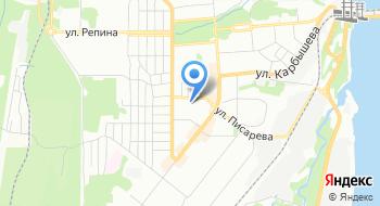 ЗАГС Орджоникидзевского района на карте