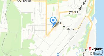 Багетный салон Золотая Рамка на карте