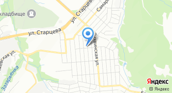 Центр защиты леса Пермского края на карте