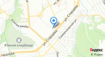 Консалтинговая компания Гефест-К на карте