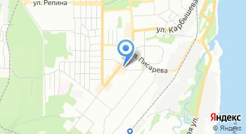 Завод Прикамье на карте