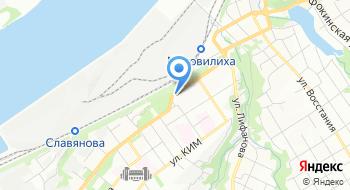 Тандыр-Пермь на карте