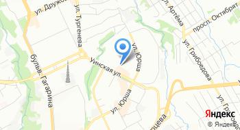 Проектно-монтажная организация Оргхим на карте