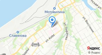 Пермь-Восток-Сервис на карте