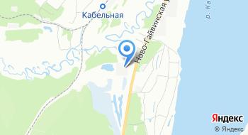 Городской экологический центр на карте