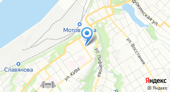 Автосервис На перекрестке на карте