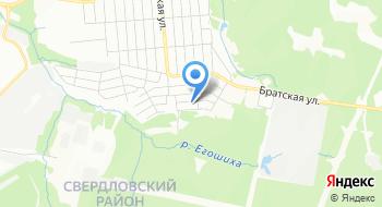 Уральский протезно-ортопедический центр на карте