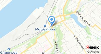 Объединенные литейные заводы на карте