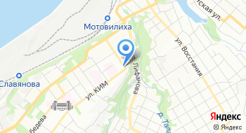 Промвертикаль на карте