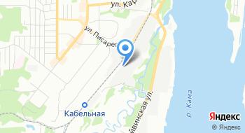 Промышленник на карте