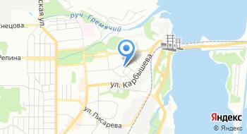 КамаСервис на карте