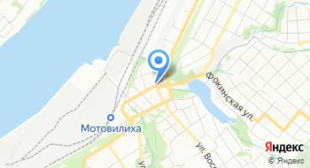Глушители Пермь на карте
