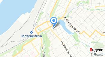 Прокуратура Мотовилихинского района города Перми на карте
