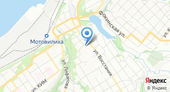 Торговый центр Висим на карте