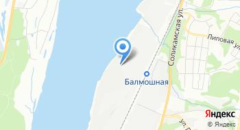 Завод Синергия на карте