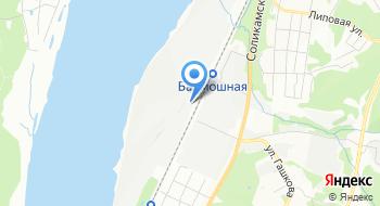 Газкомпозит на карте