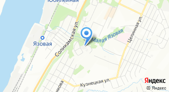 Уральский пекарь на карте