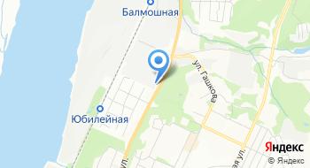 Компания Стерх на карте