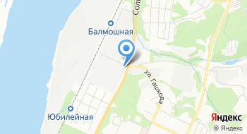 ПМК на карте