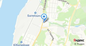 ПенобетонСтрой на карте