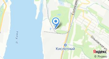 Пермэнергокомплект-Пн на карте