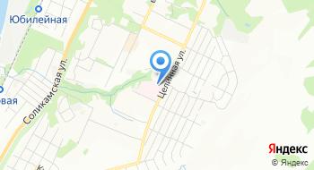 ФГБУЗ Пермский клинический центр федерального медико-биологического агентства на карте