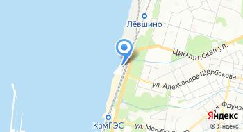 Яхт-клуб Фаворит на карте