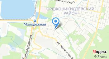Пермский геронтопсихиатрический центр на карте