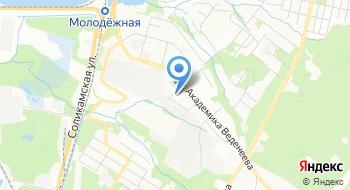 Стоматологическая поликлиника №4 Орджоникидзевского района, филиал на карте