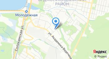 Управление ПФР в Орджоникидзевском районе на карте