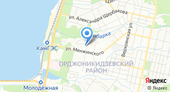 Аренда Яхт Пермь на карте