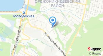 Следственный отдел по Орджоникидзевскому району г. Пермь Следственного Комитета РФ по Пермскому краю на карте