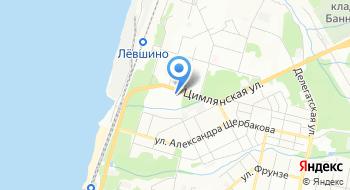 Школа-интернат №12 РЖД на карте