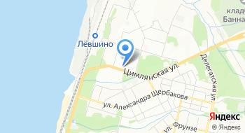Пермская местная общественная организация Орджоникидзевское районное общество охотников и рыболовов на карте