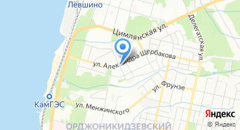 Управление вневедомственной охраны по городу Перми на карте