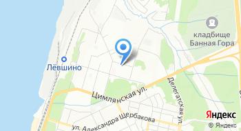 Холодильщик-Пермь на карте